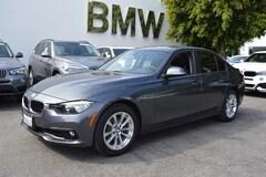 2016 BMW 320i i Sedan for sale near los angeles