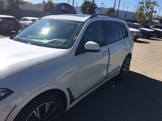 New 2021 BMW X7 xDrive40i SUV for sale in los angeles