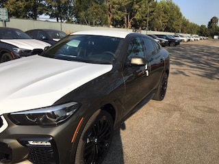 New 2021 BMW X6 sDrive40i SUV for sale in los angeles
