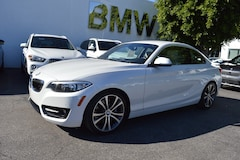 certified pre owned 2016 BMW 228i w/SULEV Coupe on Van Nuys Blvd