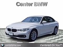 certified pre owned 2018 BMW 320i Sedan on Van Nuys Blvd