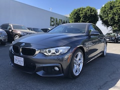 certified pre owned 2016 BMW 428i w/SULEV Gran Coupe on Van Nuys Blvd