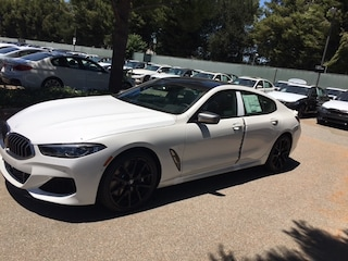 New 2020 BMW M850i xDrive Gran Coupe for sale near los angeles