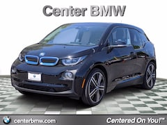 certified pre owned 2017 BMW i3 94 Ah Hatchback on Van Nuys Blvd