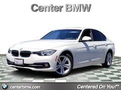 certified pre owned 2016 BMW 328i w/SULEV Sedan on Van Nuys Blvd