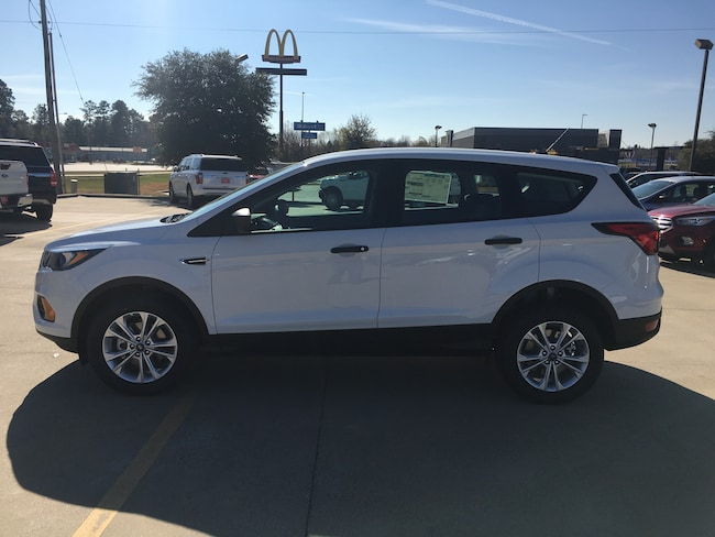 New 2019 Ford Escape For Sale at Center Motor Company | VIN