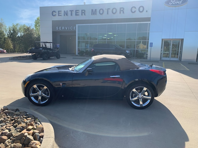 2007 Pontiac Solstice Base Convertible