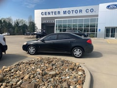 2008 Pontiac G6 Value Leader Sedan
