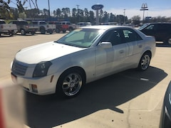 Used 2007 Cadillac CTS Base Sedan
