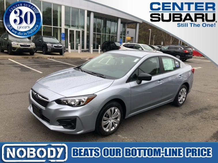 New 2019 Subaru Impreza 2.0i Sedan Torrington