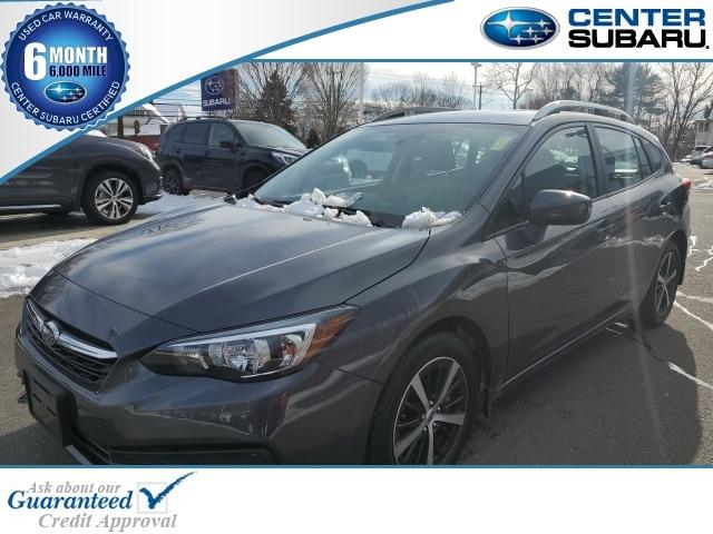 2020 Subaru Impreza Premium 5-Door CVT 5-door