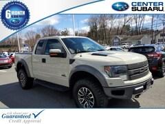 2013 Ford F-150 4WD Supercab 133 SVT Raptor Truck SuperCab