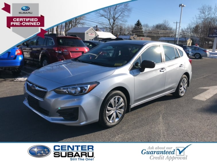Used 2019 Subaru Impreza 2.0i 5-Door CVT 5-door Torrington, CT