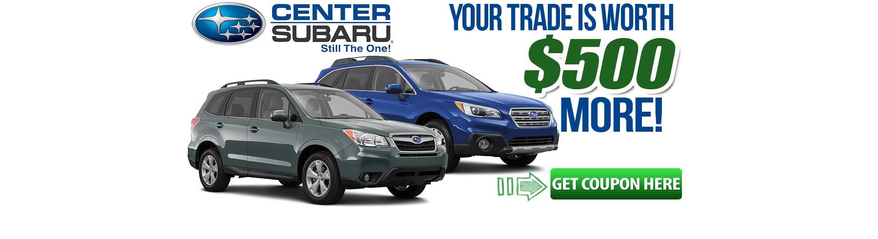 Subaru Dealers In Ct >> Center Subaru Ct New Used Car Dealer Serving Torrington Canton