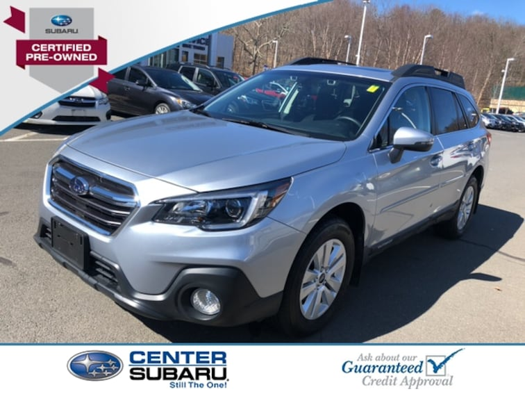 Used 2019 Subaru Outback 2.5i Premium SUV Torrington, CT