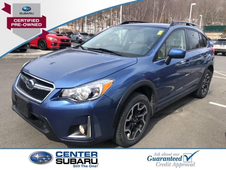 Used 2017 Subaru Crosstrek 2.0i Premium CVT SUV Torrington, CT