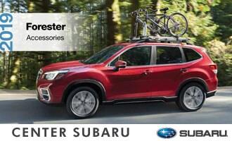 2019 Subaru Accessories Brochures