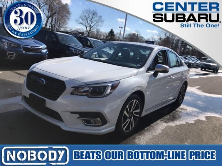 New 2019 Subaru Legacy 2.5i Sport Sedan Torrington