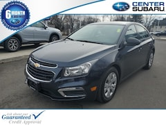 2016 Chevrolet Cruze Limited 4dr Sdn Auto LS Sedan