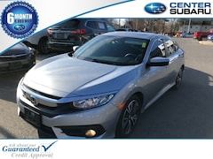 2016 Honda Civic 4dr CVT EX-L w/Navi Sedan