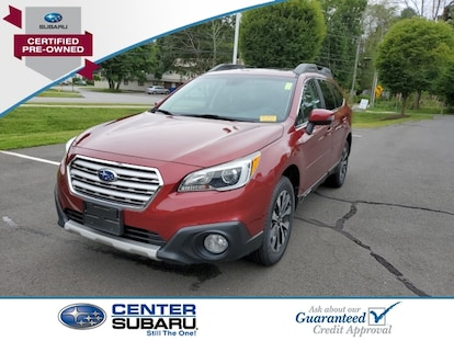 Certified Used 2017 Subaru Outback For Sale | Torrington CT
