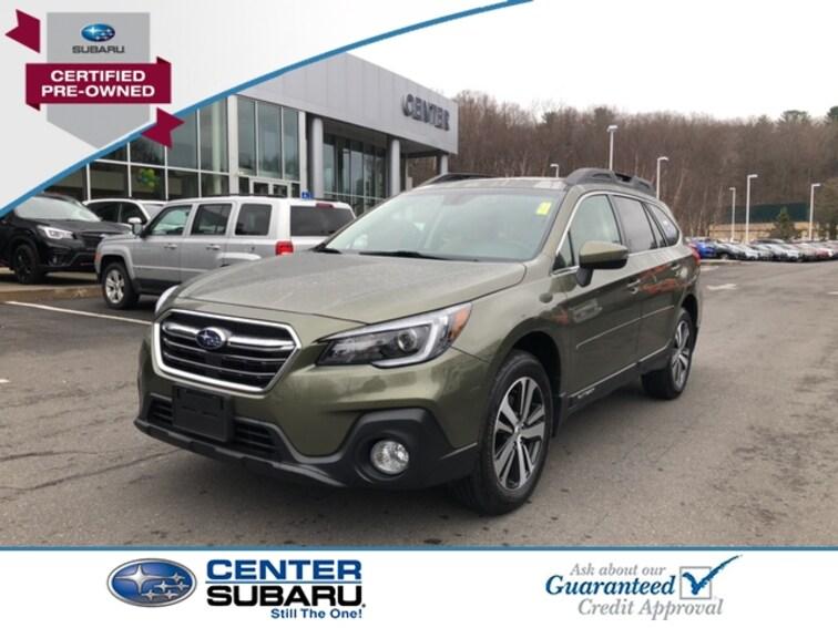 Used 2019 Subaru Outback 2.5i Limited SUV Torrington, CT