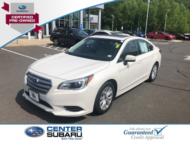 Used 2016 Subaru Legacy 4dr Sdn 2.5i Premium Pzev Sedan Torrington, CT