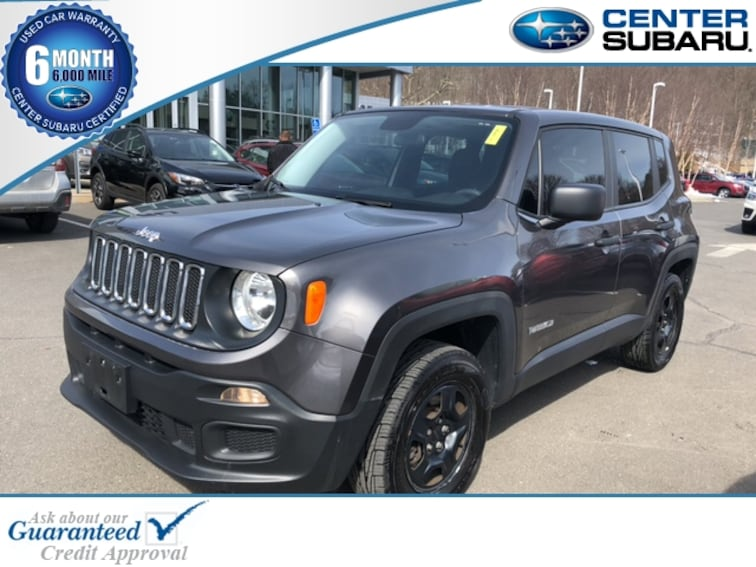 2016 Jeep Renegade 4WD 4dr Sport SUV