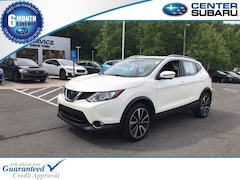 2017 Nissan Rogue Sport AWD SL SUV