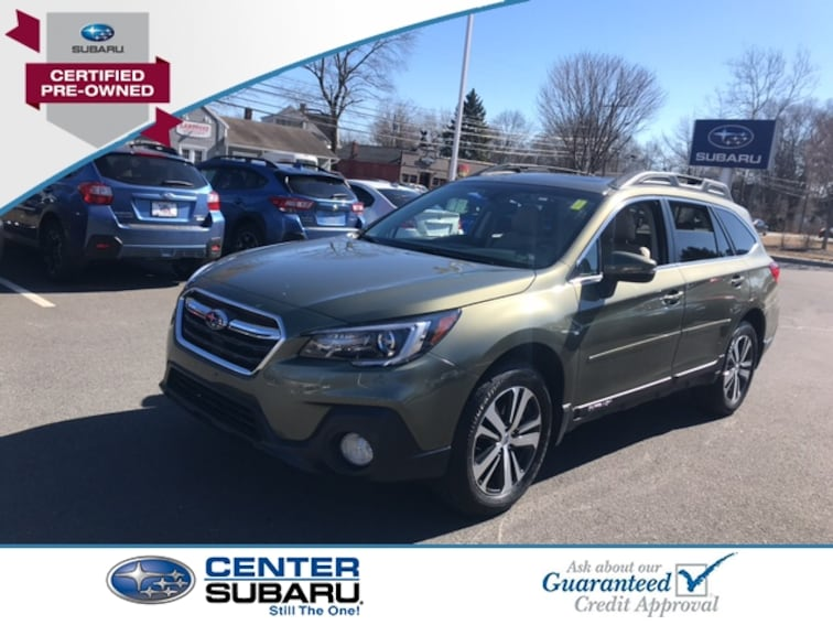 Used 2019 Subaru Outback 2.5i Limited SUV Torrington, CT