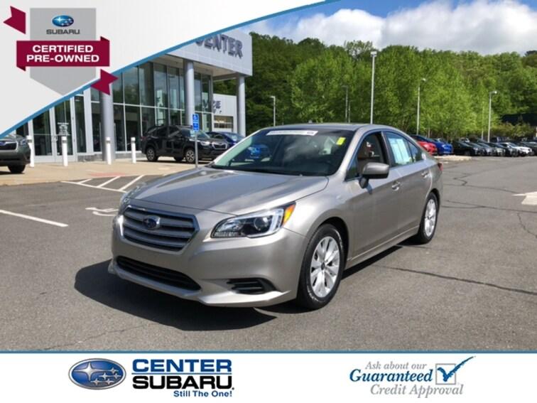 Used 2016 Subaru Legacy 4dr Sdn 2.5i Premium Pzev Sedan Torrington, CT