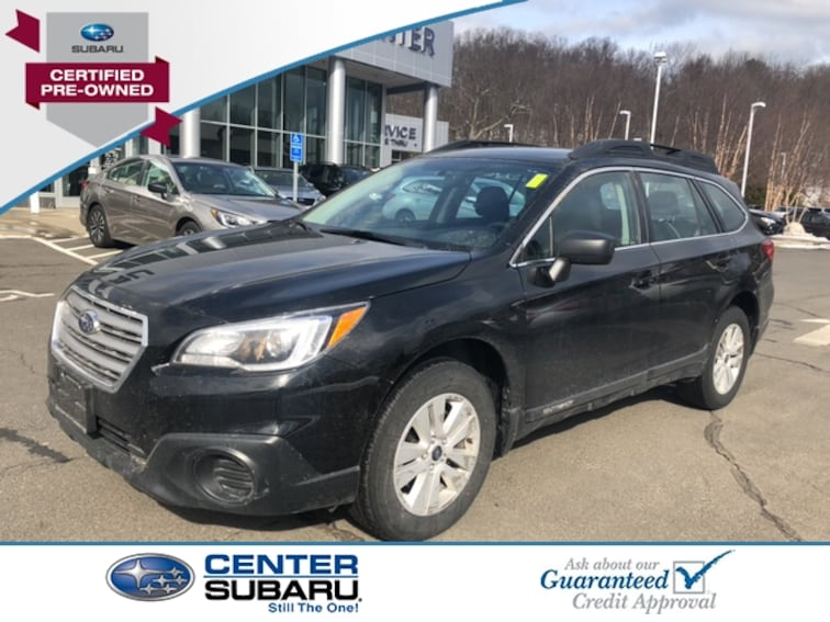 Used 2017 Subaru Outback 2.5i SUV Torrington, CT