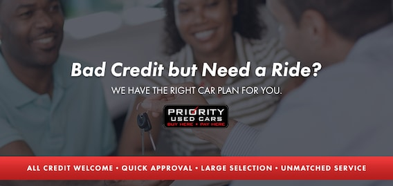 Priority Used Cars >> Bad Credit Priority Buy Here Pay Here
