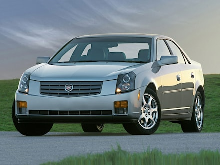 2007 CADILLAC CTS Sedan
