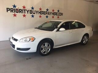 2014 Chevrolet Impala Limited Police Sedan