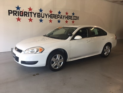Used 2014 Chevy Impala >> Used 2014 Chevrolet Impala Limited For Sale At Priority Buy