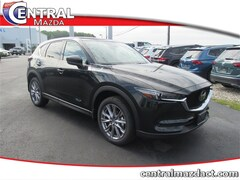 New 2019 Mazda Mazda CX-5 Grand Touring SUV JM3KFBDM7K0604509 for Sale in Plainfield, CT at Central Auto Group