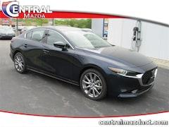 New 2019 Mazda Mazda3 Premium Package Sedan 3MZBPAEM8KM101807 for Sale in Plainfield, CT at Central Auto Group