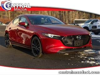 2020 Mazda Mazda3 Premium Package Hatchback for Sale in Plainfield, CT at Central Auto Group