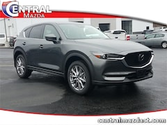 New 2020 Mazda Mazda CX-5 Grand Touring SUV JM3KFBDM7L0736137 for Sale in Plainfield, CT at Central Auto Group