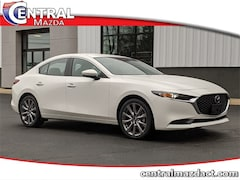 New 2020 Mazda Mazda3 Select Package Sedan JM1BPBCM4L1164798 for Sale in Plainfield, CT at Central Auto Group