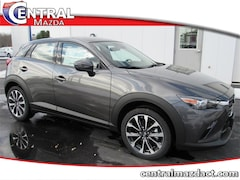 New 2019 Mazda Mazda CX-3 Touring SUV JM1DKFC70K1420684 for Sale in Plainfield, CT at Central Auto Group