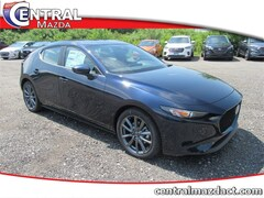 New 2019 Mazda Mazda3 Preferred Package Hatchback JM1BPBMM8K1140694 for Sale in Plainfield, CT at Central Auto Group
