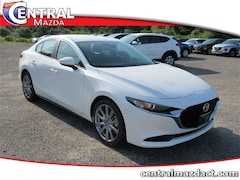 New 2019 Mazda Mazda3 Preferred Package Sedan 3MZBPADL3KM113789 for Sale in Plainfield, CT at Central Auto Group