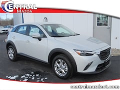 New 2019 Mazda Mazda CX-3 Sport SUV JM1DKFB79K0432582 for Sale in Plainfield, CT at Central Auto Group