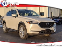 New 2020 Mazda Mazda CX-5 Grand Touring SUV JM3KFBDM4L0753459 for Sale in Plainfield, CT at Central Auto Group