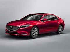 New 2020 Mazda Mazda6 Touring Sedan JM1GL1VM6L1523531 for Sale in Plainfield, CT at Central Auto Group