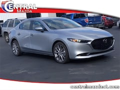 New 2020 Mazda Mazda3 Preferred Package Sedan 3MZBPBDM3LM129443 for Sale in Plainfield, CT at Central Auto Group
