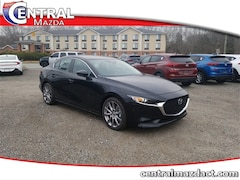 New 2020 Mazda Mazda3 Select Package Sedan 3MZBPBCM5LM133852 for Sale in Plainfield, CT at Central Auto Group