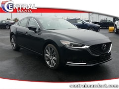 New 2020 Mazda Mazda6 Grand Touring Reserve Sedan JM1GL1WY4L1513825 for Sale in Plainfield, CT at Central Auto Group